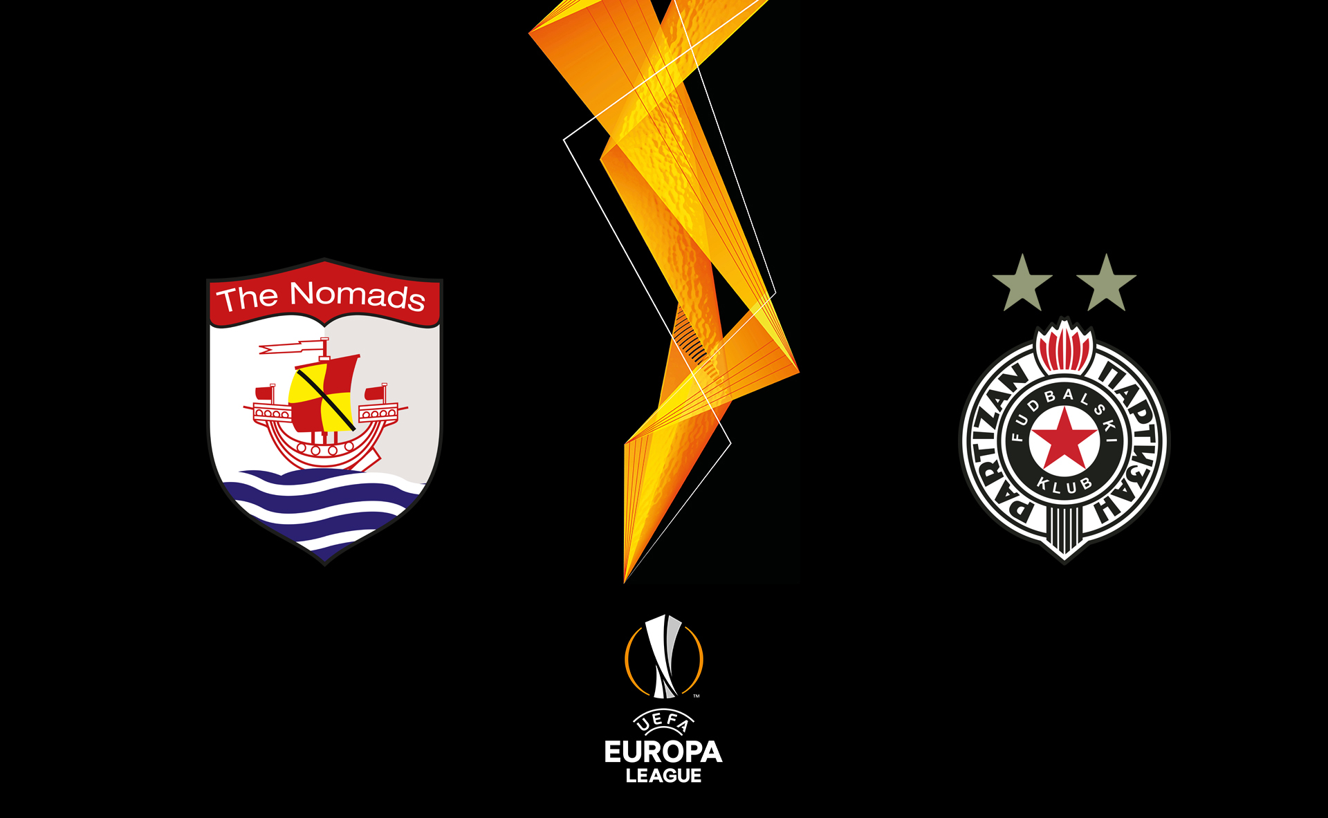 Connah's Quay Nomads vs FK Partizan in the UEFA Europa League Second Round