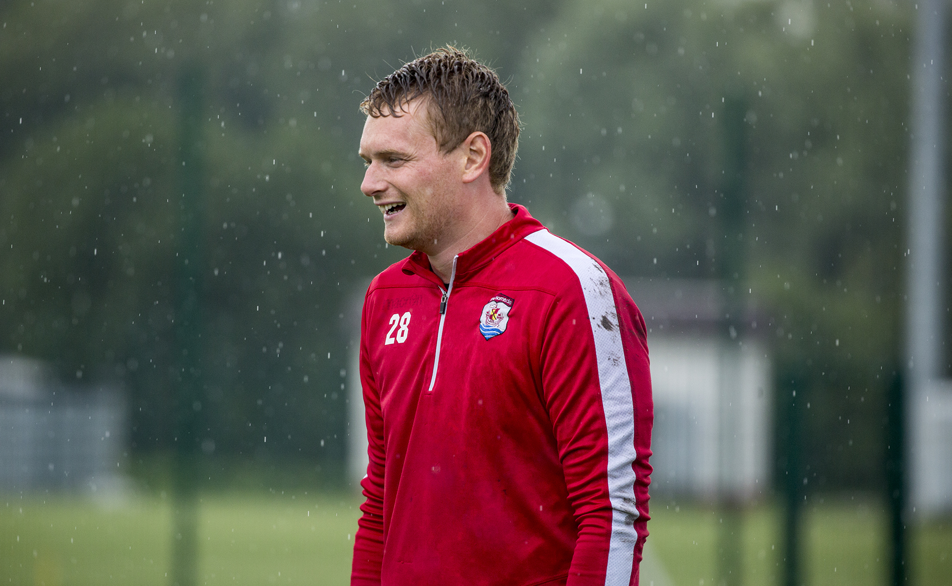 Jon Rushton has left Connah's Quay Nomads