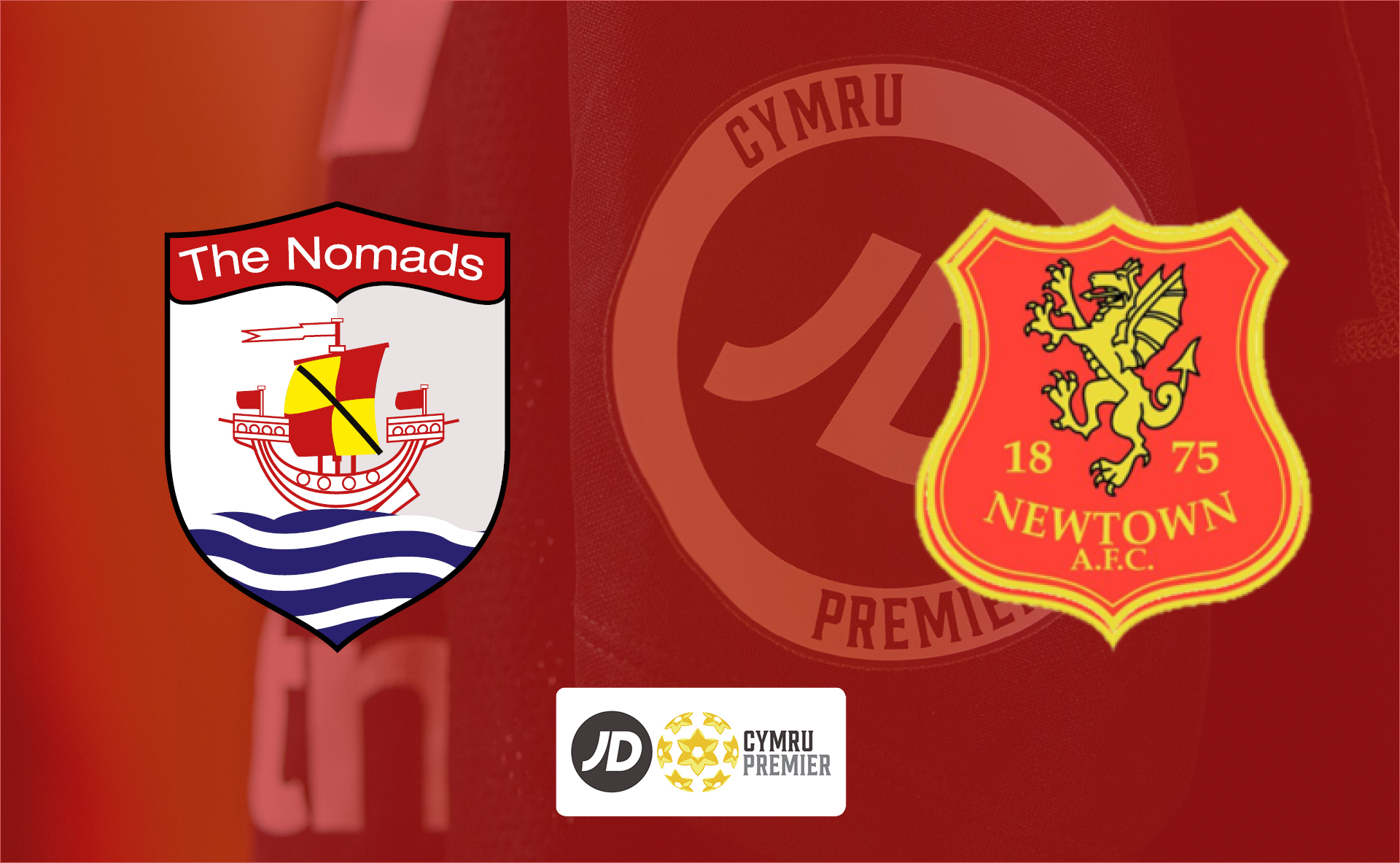 Connah's Quay Nomads vs Newtown will now take place on Friday 15th November