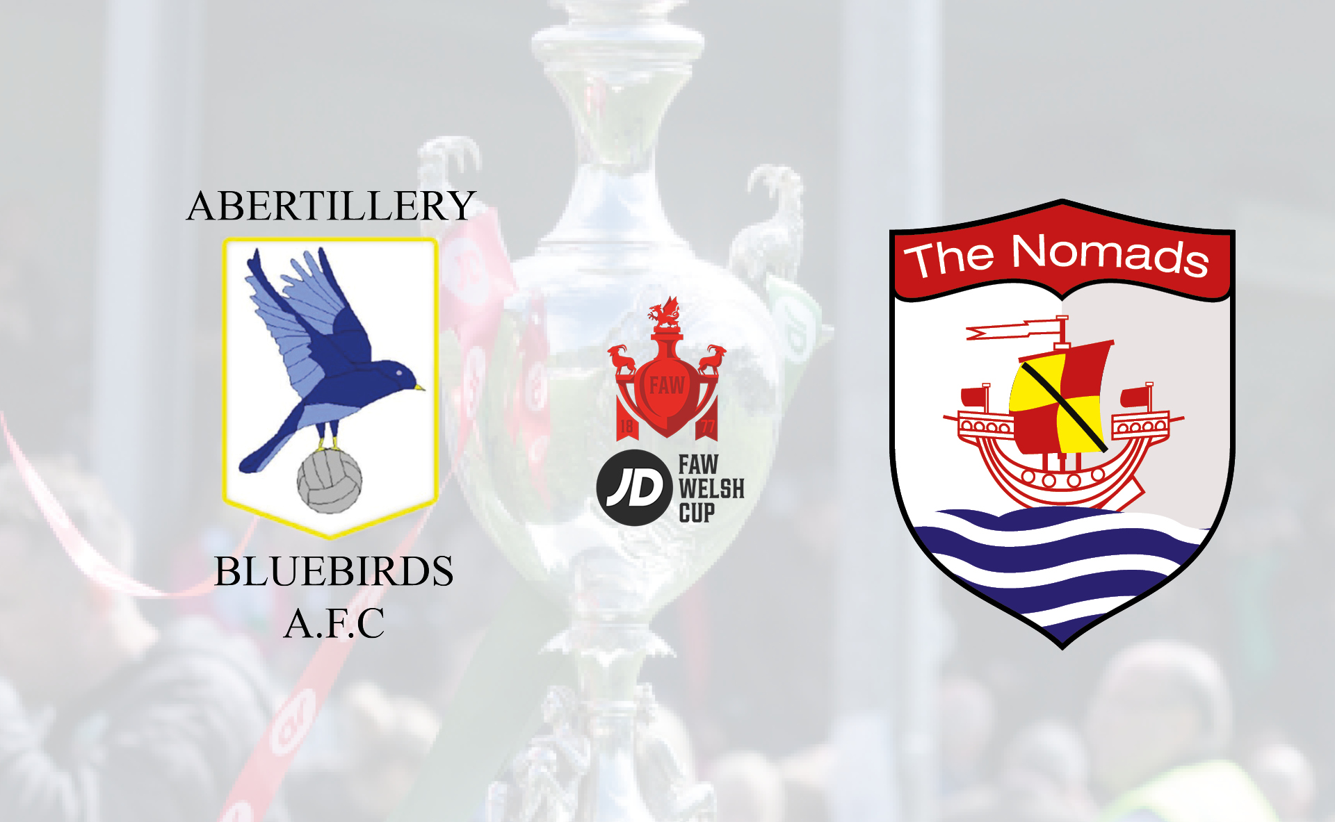Abertillery Bluebirds vs Connah's Quay Nomads - JD Welsh Cup