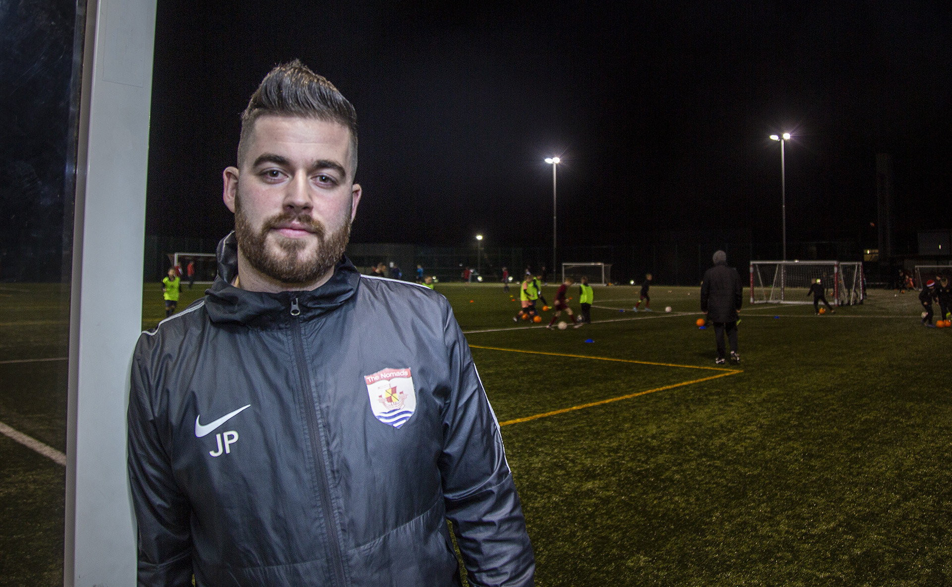 Jordan Parry - Connah's Quay Nomads' new Head of Community | © NCM Media